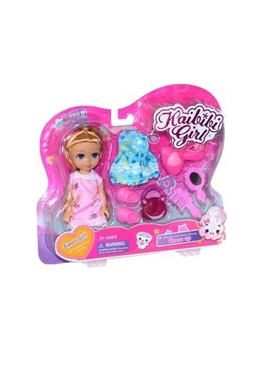 Birlik Oyuncak Birlik Oyuncak Bld227 Kaibibi Bebek Ve Yeni Elbiseleri Oyuncak Seti Renkli